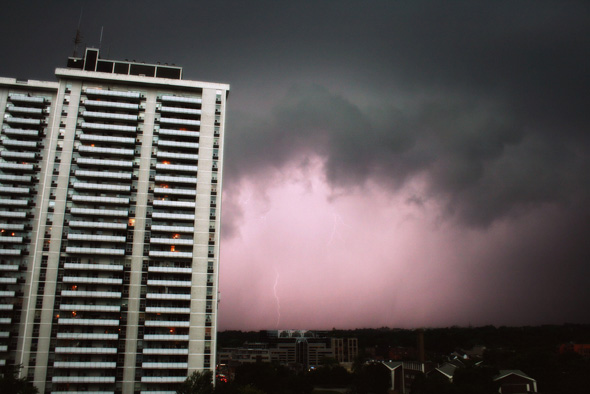Massive Storm Hits Toronto Tornados Reported Across GTA