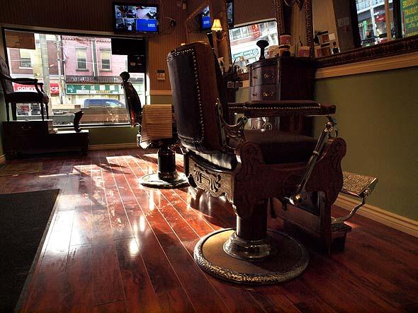 Terminal Barber Shop 2  blogTO  Toronto