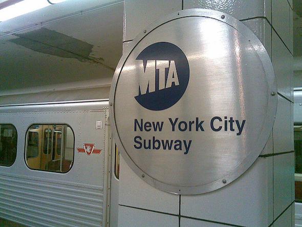 lower bay station subway sign TTC MTA