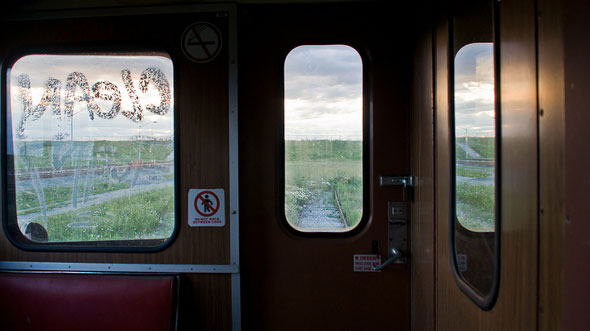 Where To Find Abandoned Ttc Buses And Subway Trains