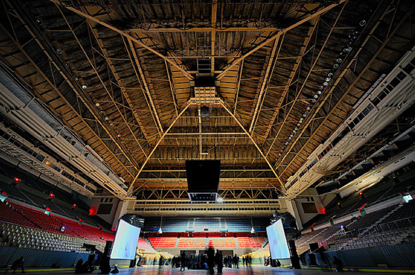 The transformation of Maple Leaf Gardens