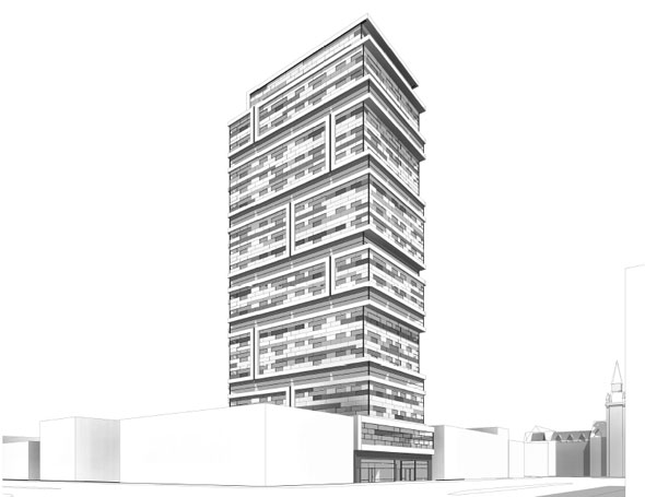 Hotel Waverly redevelopment plans come under fire