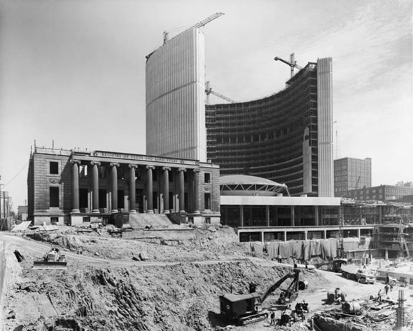 A Visual History Of Demolition In Toronto