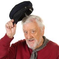 Bernard Cribbins in Old Jack's Boat - (C) BBC - Photographer: Vishal Sharma