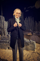 David Bradley as William Hartnell - An An Advenyute in Time and Space