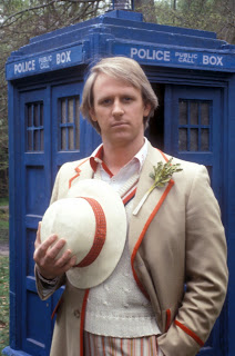 5th Doctor - Peter Davison