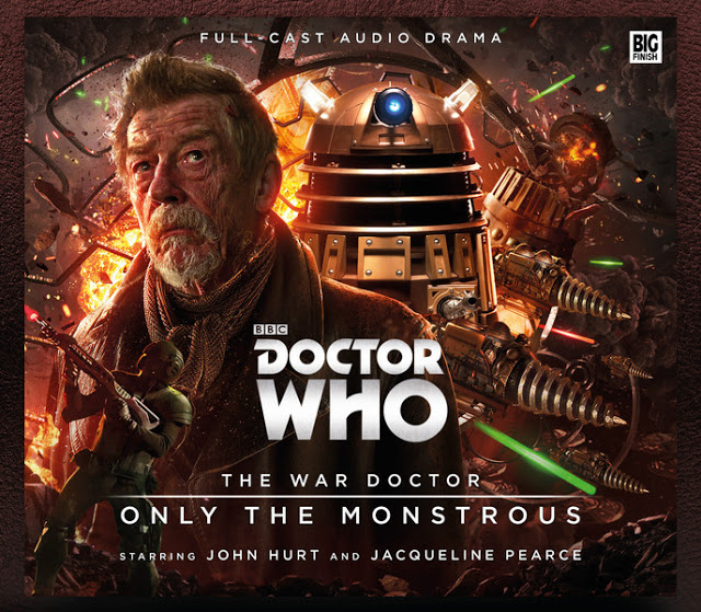 The War Doctor's first Big Finish adventure, The Innocent, was free to download this week, while his other adventures were 50% off (c) Big Finish