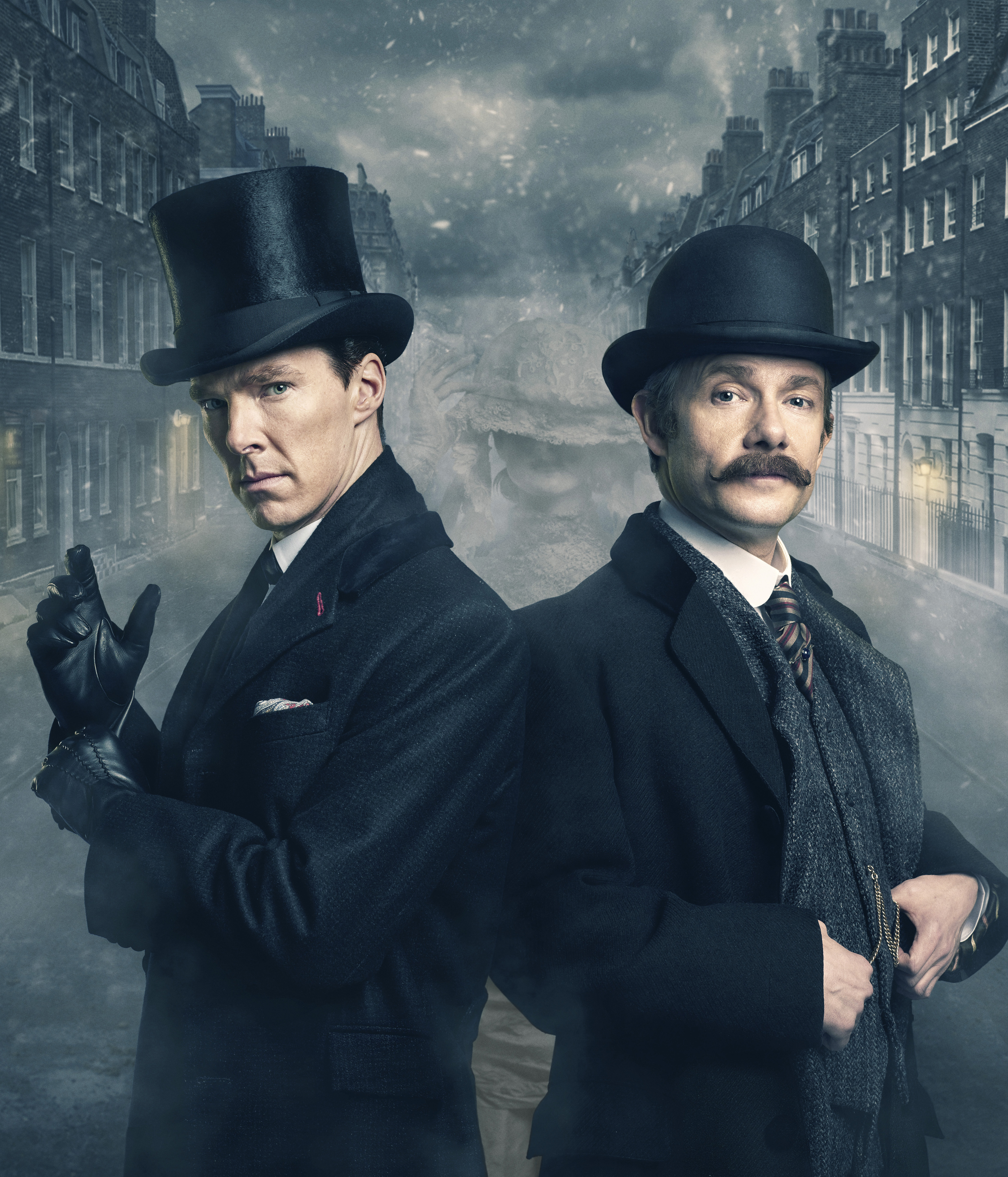 Review Sherlock The Abominable Bride It S All In The Mind Blogtor Who