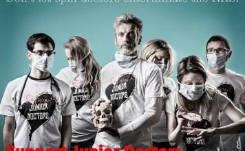 Wear Your NHS - Support Junior Doctors