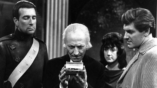 The Daleks' Master Plan - The Destruction of Time