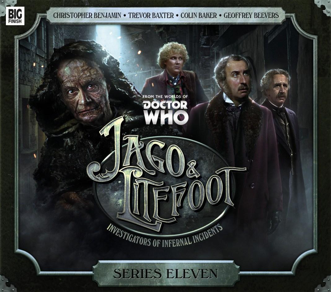 Jago & Litefoot Series 11