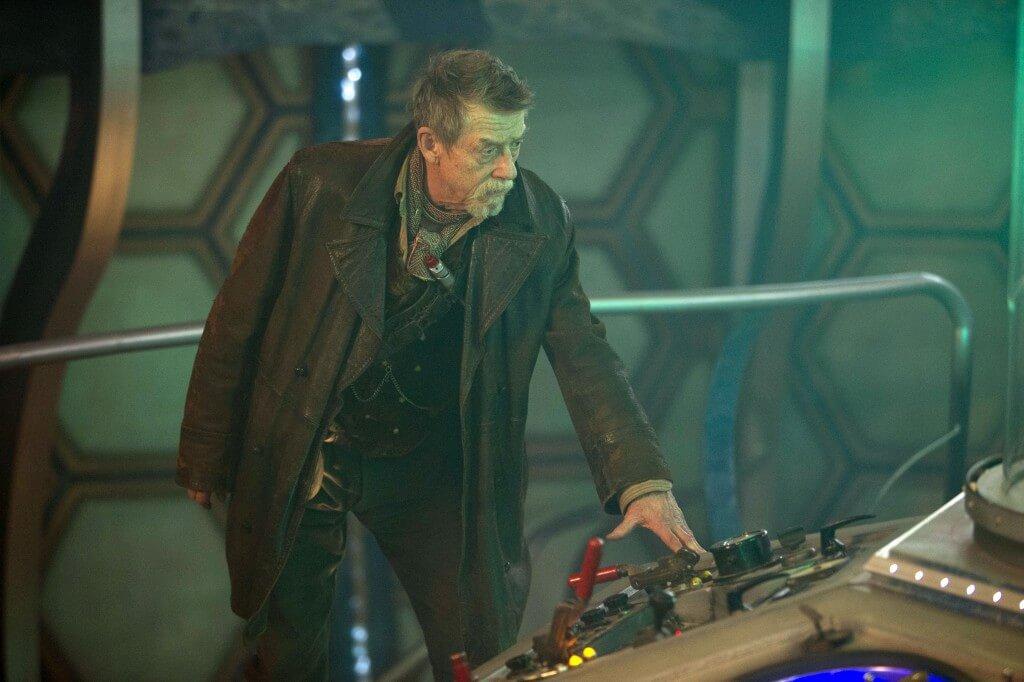 JOHN HURT - (c) BBC