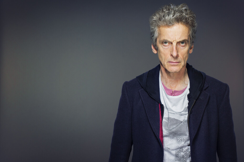Doctor Who – S9 – The Doctor (PETER CAPALDI) – (C) BBC – Photographer: Simon Ridgway – (C) BBC – Photographer: David Venni