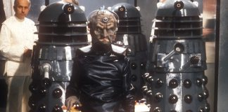 Davros - Genesis of the Daleks (c) BBC