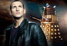 Dalek - Doctor Who (c) BBC