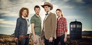 Doctor Who - The Impossible Astronaut (BBC)