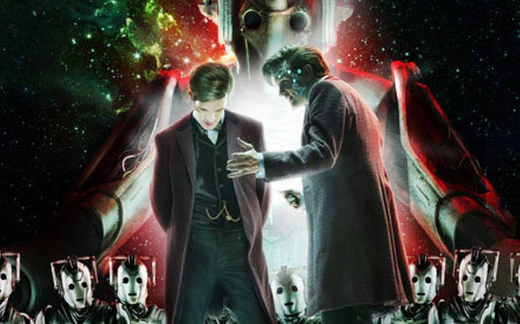 Doctor Who - Nightmare in Silver (c) BBC