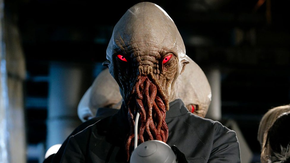 The Ood - Doctor Who (c) BBC