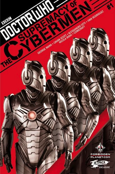 Doctor Who Day - Celebrate with Forbidden Planet & Titan