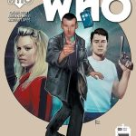 DOCTOR WHO: THE NINTH DOCTOR #3 - Cover A