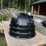 Dalek Sec Head (c) Crook Productions