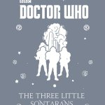 Doctor Who: Time Lord Fairy Tales Slipcase Edition - The Three Little Sontarans