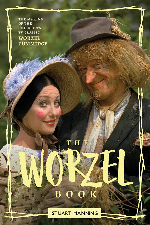 The Worzel Book Cover