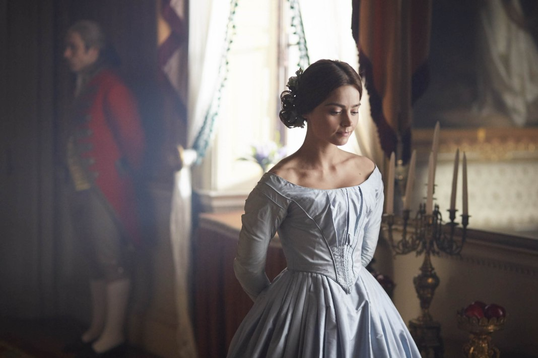 Jenna Coleman as Victoria 'Victoria' TV show - 2016 - Photo by ITV/REX/Shutterstock