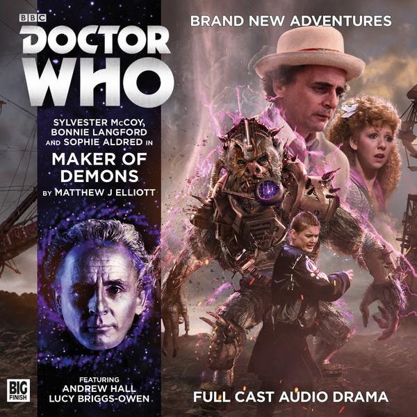 Big Finish – Doctor Who: Maker of Demons