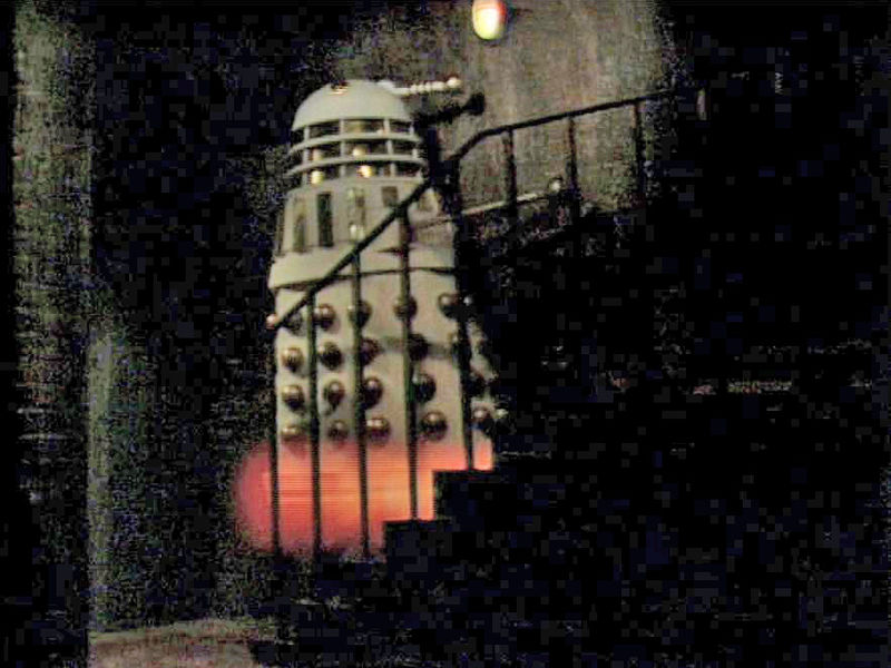 Doctor Who - Remembrance of the Daleks (c) BBC