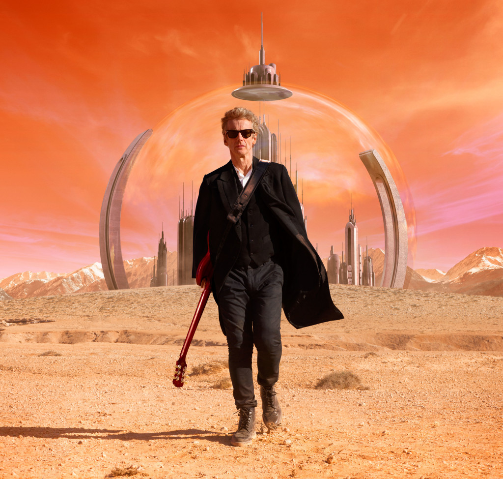 Doctor Who - TX: 05/12/2015 - Episode: HELL BENT (By Steven Moffat) (No. 12) - Picture Shows: Doctor Who (PETER CAPALDI) - (C) BBC - Photographer: Simon Ridgway