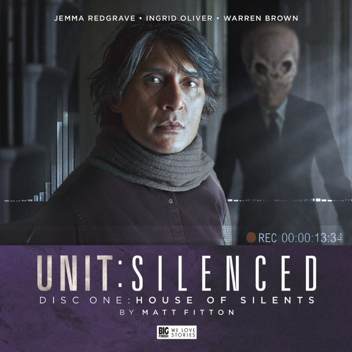 BIG FINISH - UNIT - SILENCED - HOUSE OF SILENTS BY MATT FITTON