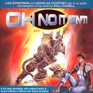 OH NO IT ISN'T! (c) BIG FINISH Doctor Who Bernice Summerfield Benny Woolsey Paul Cornell