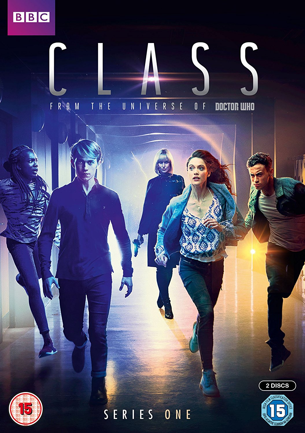 Cover Art Revealed For Class Series One Dvd Blu Ray Blogtor Who