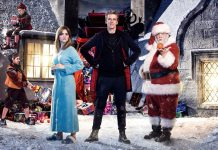 Doctor Who Last Christmas - (c) BBC