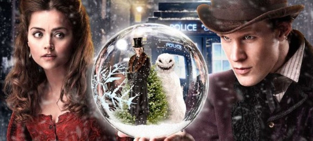 Doctor Who - The Snowmen - (c) BBC