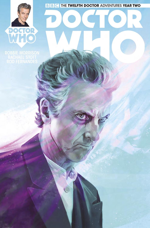 TITAN COMICS - DOCTOR WHO TWELFTH DOCTOR #2.14 - COVER A: Claudia Caranfa