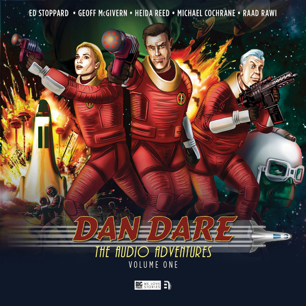 Big Finish - Dan Dare Volume 1