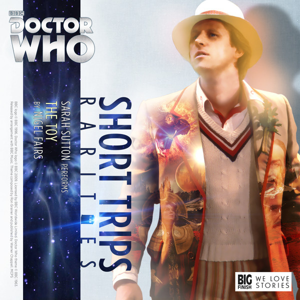 BIG FINISH - Doctor Who - Short Trips - The Toy