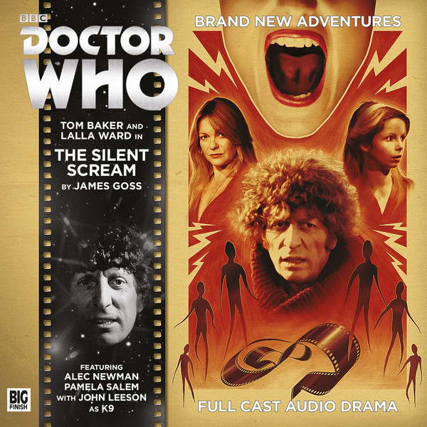 BIG FINISH THE SILENT SCREAM