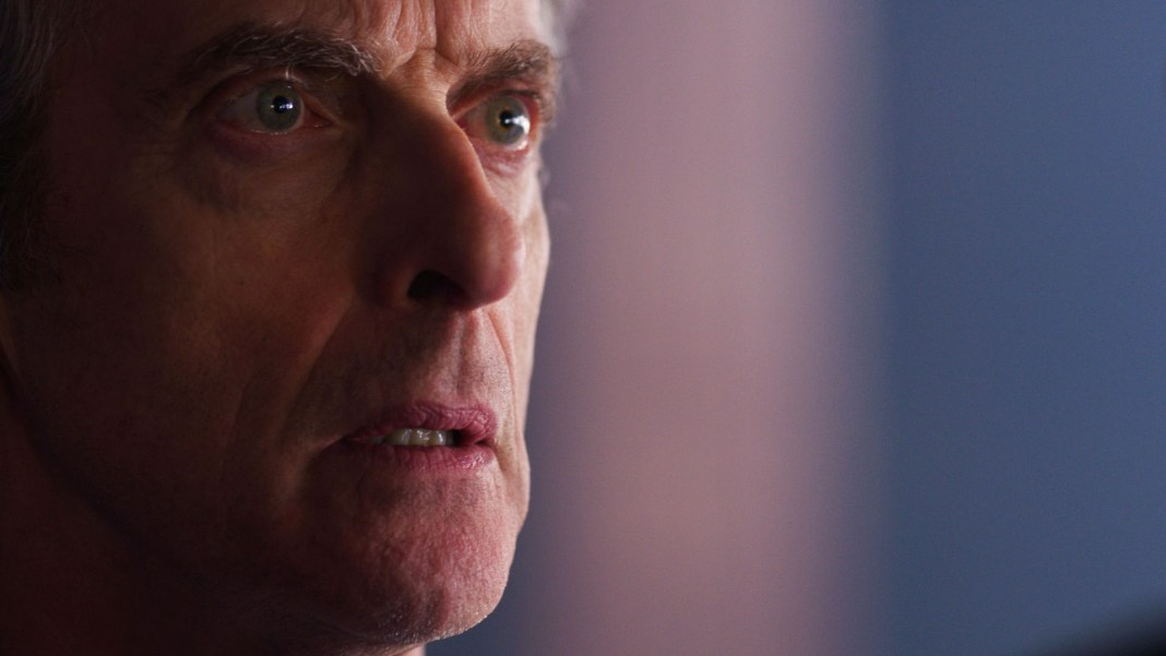 Doctor Who S10 - Picture Shows: The Doctor (PETER CAPALDI) - (C) BBC - Photographer: screen grabs