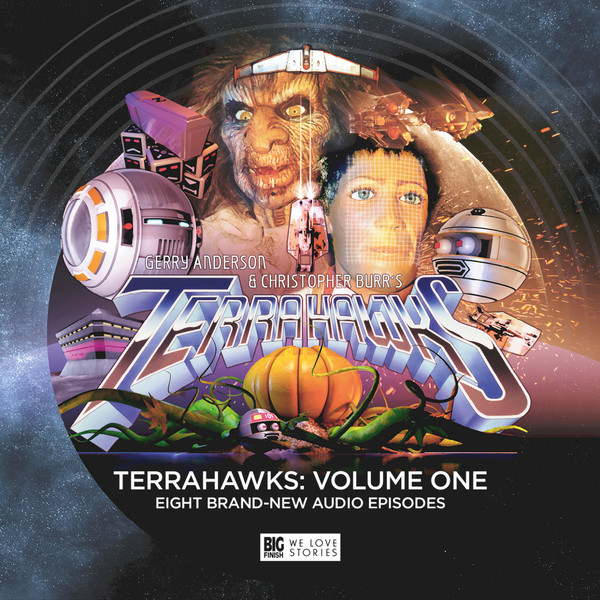 BIG FINISH - TERRAHAWKS VOLUME 01