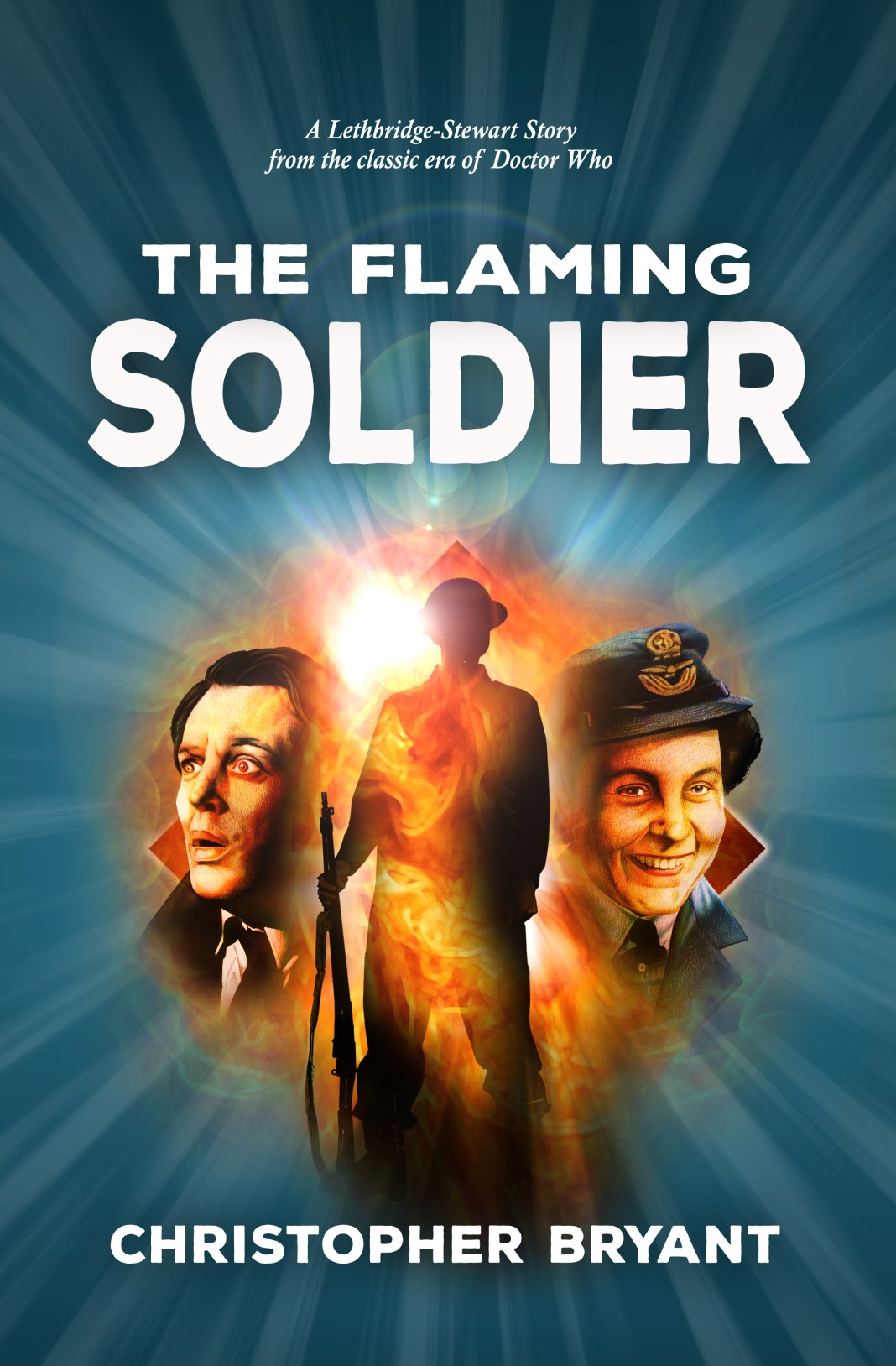 The Flaming Soldier - Candy Jar Books