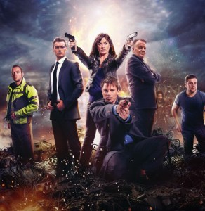 TORCHWOOD - ALIENS AMONG US