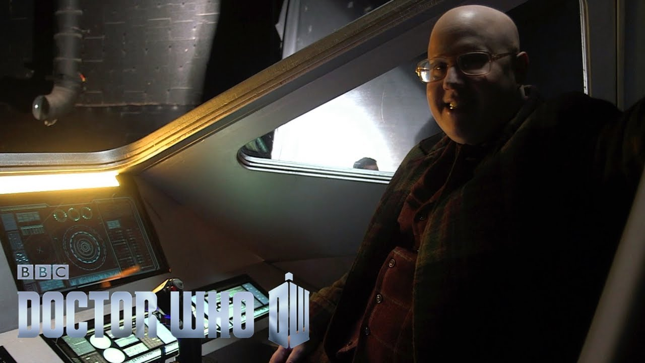 Doctor Who: The Doctor Falls - Matt Lucas, Space Pilot!