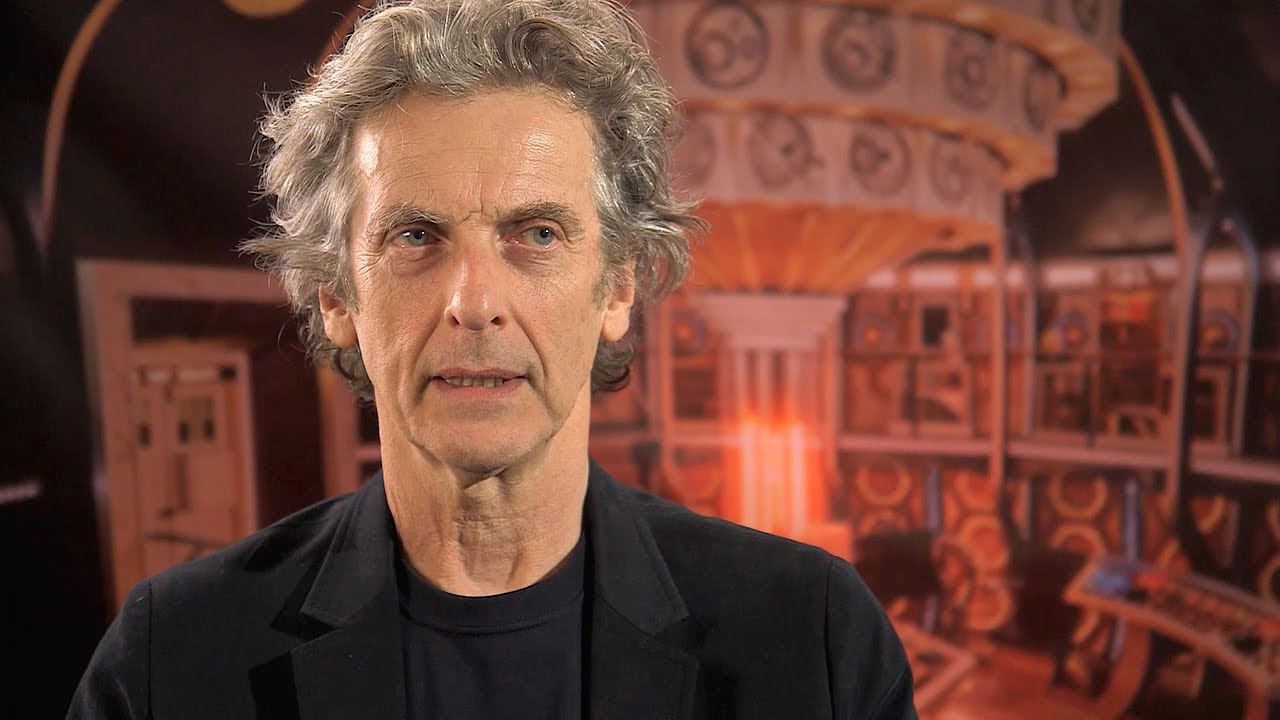 Peter Capaldi & Pearl Mackie Introduce The Doctor Falls