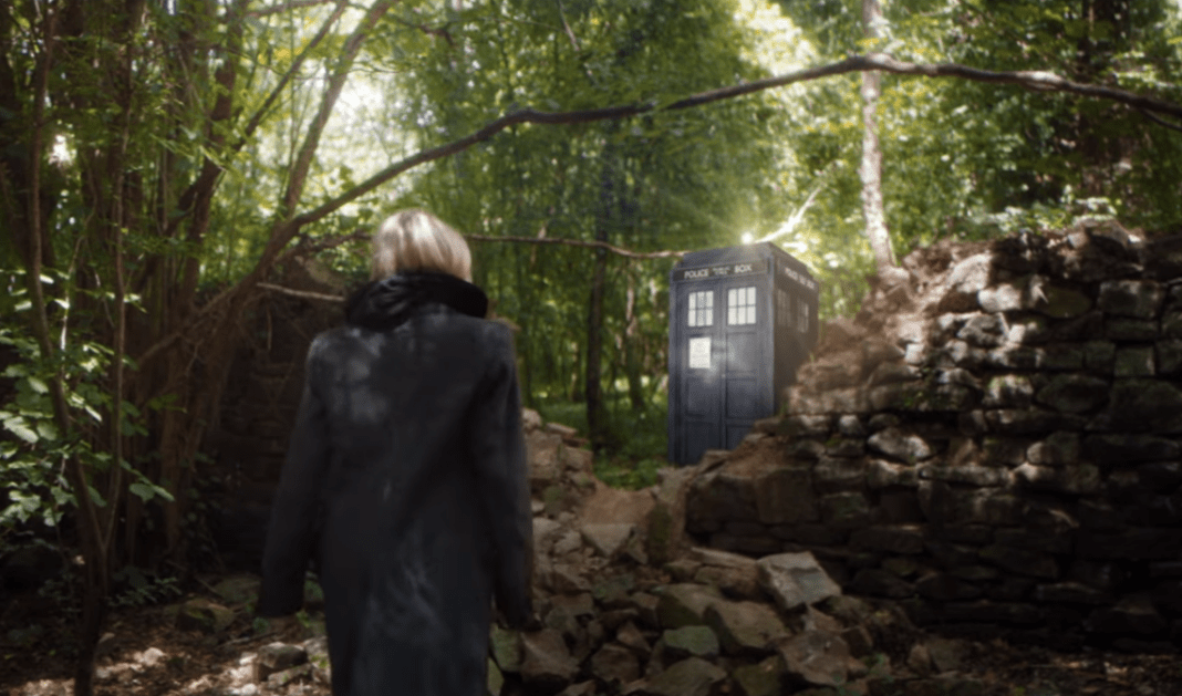 The Thirteenth Doctor Reveal Promotional Video (c) BBC