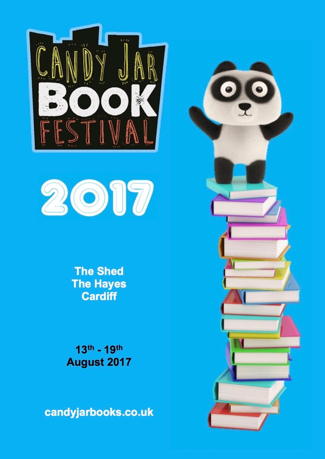Candy Jar Book Festival Leaflet