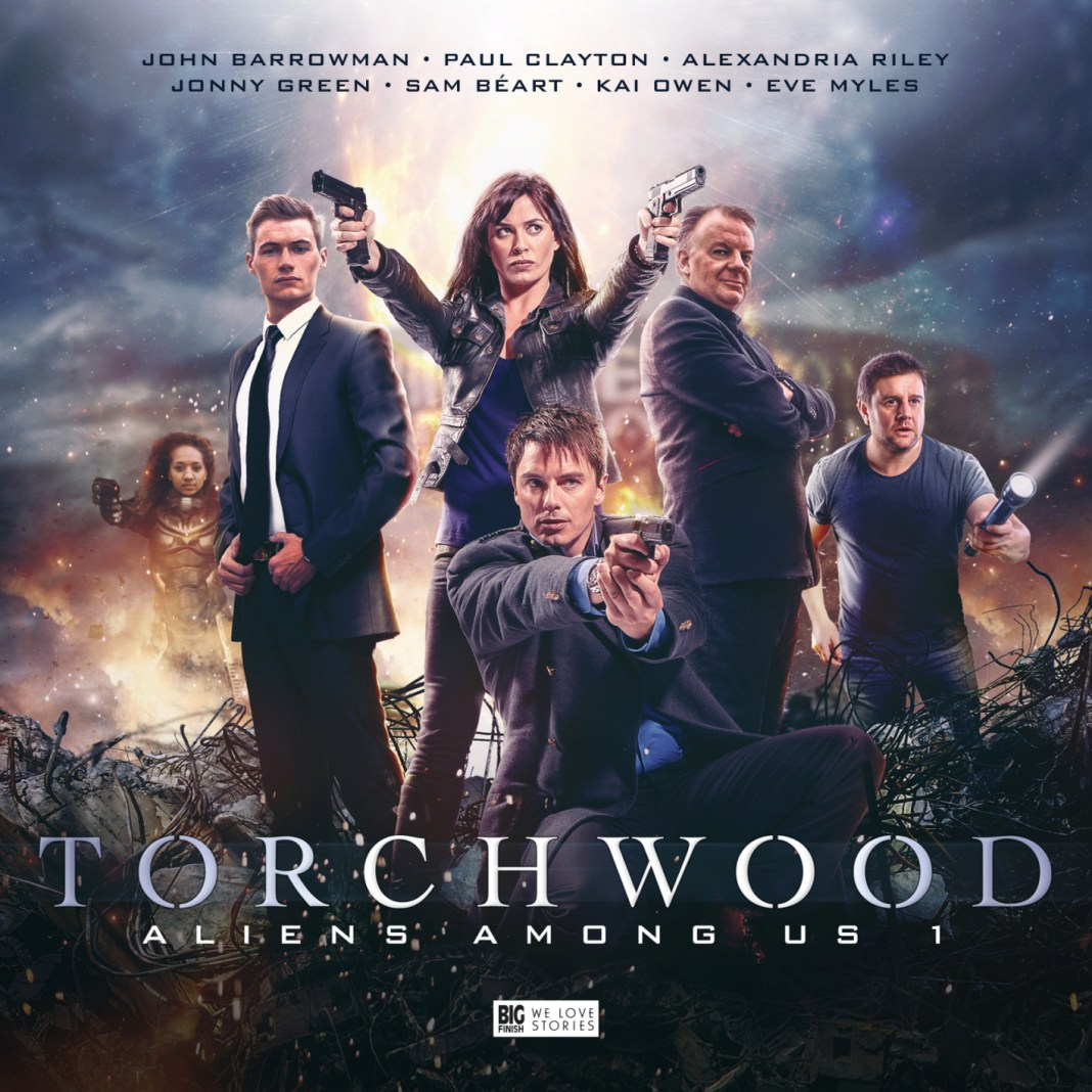 TORCHWOOD - ALIENS AMONG US PART 1