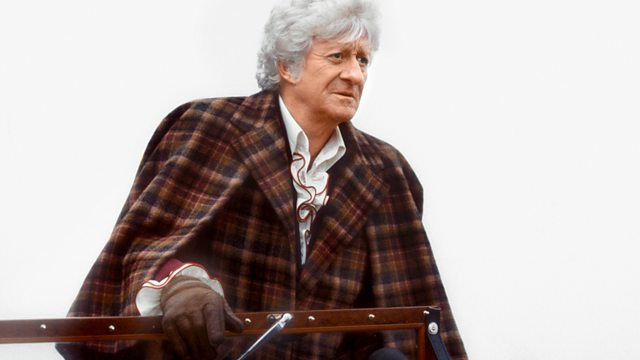 Jon Pertwee as the Doctor - Doctor Who - (c) BBC